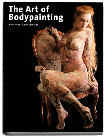 Lorie Hamel - The Art of Bodypainting